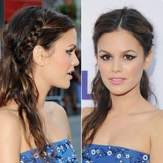 Red Carpet to Real: How to Emulate Rachel Bilsons Braided Hair
