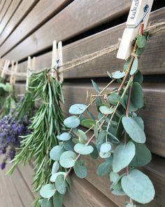 Was ist festlicher als eine Girlande? 😍 Wir haben die besten Ideen für Euren großen Tag. #Hochzeit  #Girlande #Wimpelkette #Ideen #Hochzeitsdeko #Eukalyptus