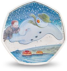 Welcome the wonder of The Snowman into your home