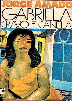 gabriela, cravo e canela (gabriela, clove and cinnamon), 1958, by jorge amado