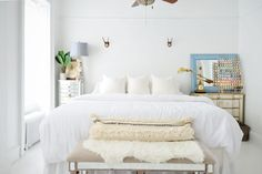 15 Smart Bedroom Styling Tips I've Learned From House Tours