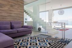 Chiralt arquitectos Fernandez Duplex House, Facade, Stairs, House Design, Contemporary, Architecture, Nice, Building, Valencia