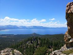 Castle Rock, Lake Tahoe