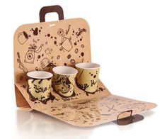 45 exemplos de sacolas e caixas criativas – Criatives | Blog de Arte, Design, Criatividade e Inspiração