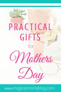 MagicalMamaBlog: And so another Sunday in May rolls around and the mom in your life gets yet another coffee mug, scarf, t-shirt, and popsicle stick refrigerator magnet...is it a magnet? While those gifts are sweet, the children are proud, and she'll cherish them, mom deserves a bit more...