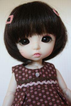 Ofelia my bonnie bebeh #dolls