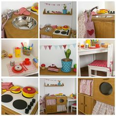 Lottas new play kitchen