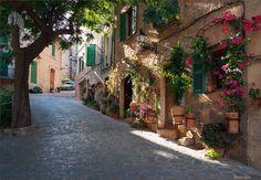 Улицы Испании