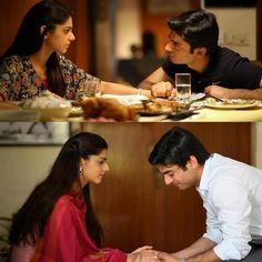 Zindagi Gulzar Hai: Kashaf and Zaroon's Cute Love Story.