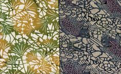 Introduction to Katazome – Japanese stencil dyeing Hosted by:Terri Lipman, 44 Michigan St, Winchester, NH 03470 603-209-1918 or 239-4398 telipman@yahoo.com From Karen Miller: Japanese fabrics…