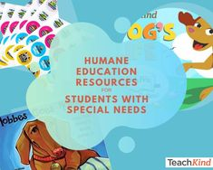 Humane education and special education share several core values. Both practices aim to modify the general education curriculum to include those who are marginalized and use unconventional teaching methods. Both place social and emotional learning at the forefront of a child's education and recognize that academic content can—and should—be taught in tandem with soft skills... Read more »