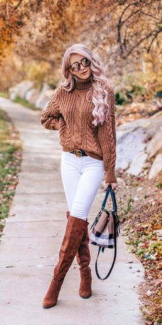23 Super Stylish Fall Fashion Ideas for Women over 30 - Hi Giggle! 23 Super Stylish Fall Fashion Ideas for Women over 30 - Hi Giggle! 23 Stylish Fall Fashion Ideas for Women Over We've taken the liberty of compiling a list of fall outfit ideas for wome Fall Fashion Trends, Winter Fashion Outfits, Casual Summer Outfits, Fashion Ideas, Stylish Outfits, Spring Outfits, Fashion Spring, Autumn Jeans Outfits, Fall Trends