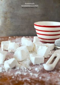 How to make easy homemade marshmallows: Great kitchen projects for kids