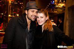David Garrett mit Freundin Chelsea Dunn