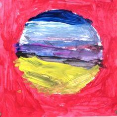 De stip, thema kunst voor kleuters, kleuteridee.nl , Art theme preschool.3