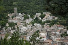 Introdacqua is a medieval village in central Abruzzo, Italy... Hope to one day visit where my grandpa was born.