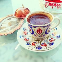 Turkish, coffee...via filiz çelik