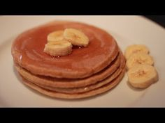 Tortitas de Avena y Claras - Light & Fitness - YouTube