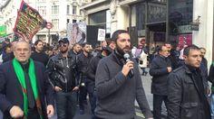 Ashura 2016 London becomes Karbala in Oxford st
