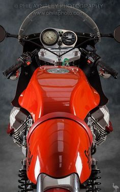 Classic Italian Custom Sports Motorcycles | Sheldon's EMU