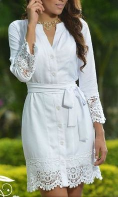 White dress, spring outfit, boho collection, spring fashion Source by mookyboutique dress outfits Trendy Dresses, Elegant Dresses, Beautiful Dresses, Nice Dresses, Short Dresses, Summer Dresses, Awesome Dresses, Formal Dresses, Elegant Clothing