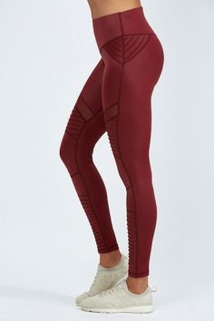 Fever Pitch Moto Legging by Bandier