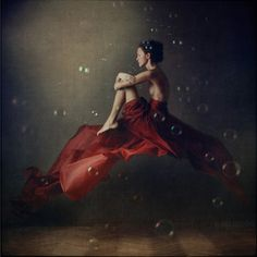 anka zhuravleva,photography, Levitation, levitation photography ...