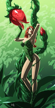 Poison Ivy by Kit
