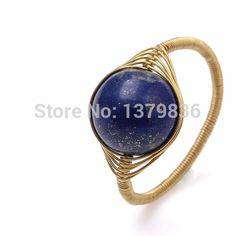 Купить Мода 12 мм круглый камень бал слой медножильных крючком кольцои другие товары категории Кольцав магазине Lucky Fox JewelryнаAliExpress. кольцо обручальное и кольцо мяч