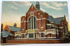 Castle st Wesleyan church