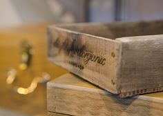 Another stand which made us smile was that of Wooden Products Ltd with their laser engraved samples.