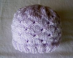 Carissa Knits: Knitted Preemie Hats for Charity