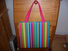 binder bag...i could make this
