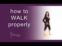 Posture Coach Explains How to WALK Properly - YouTube