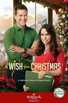 Its a Wonderful Movie - Your Guide to Family Movies on TV: Hallmark Channel's 'A Wish for Christmas' starring Lacey Chabert & Paul Greene