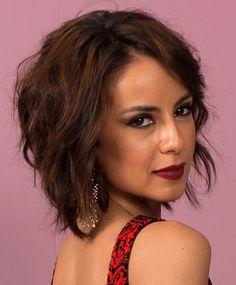 Veja com detalhes a maquiagem, as unhas e o penteado de famosas como Vanessa Giácomo, Marjorie Estiano e Leandra Leal