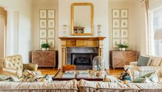 23 Rooms Prove Traditional Style Isn't Boring