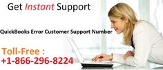 In Our QuickBooks Error Customer Support Number can be contacted anytime and our experts will be on the other side to assist you. Our QuickBooks users have face many kind of errors. You just need to make one call at our QuickBooks Error Technical Support Number +1-866-296-8224 for resolving errors.