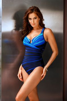 6c8d8156977 Miraclesuit swimwear is a gorgeous collection of flattering designs to  support, slim, & shape. Feel comfortable & shop popular slimming swimsuits  here.