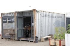 #möbeldepot#stadbiotop#pop upcontainertown#trianglevienna#superdry #mosound Box Houses, Shipping Container Homes, Superdry, Home Projects, Pop Up, Shed, Outdoor Structures, Outdoor Decor, Design