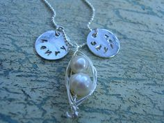 Hand Stamped Jewelry  Personalized Hand Stamped by RusticJewels, $37.50