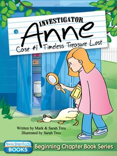 """This is the first book in the """"Investigator Anne"""" eBook series.  A great beginning chapter book for 6-8 year olds."""
