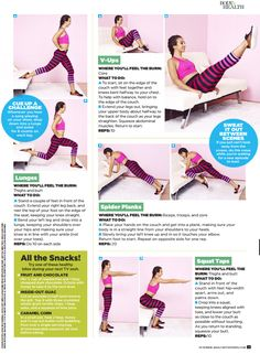 At Home Workout Plan, At Home Workouts, Ballerina Body, Song Play, Seventeen Magazine, How To Look Classy, Upper Body, Perfect Body, Lunges