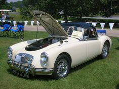 1957 MGA