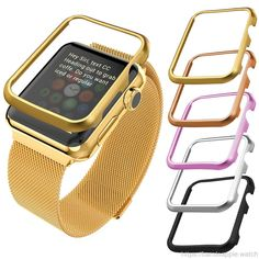 Protect Case for Apple Watch Series 2 & 1 Accessory Ultrathin Yellow Gold/Rose Gold Plated 42mm/38mm //Price: $19.98 & FREE Shipping //     #applewatchmurah #applewatches #applewatchfans #applewatchedition #applewatchhermes #bandsapplewatch #applewatchnike #applewatchnikeplus #AppleWatchNike+ #applewatchrunning