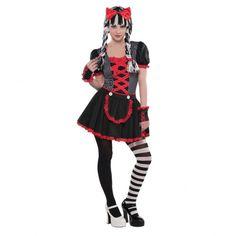 e52a9822c5b0d 9 Best Damaged Broken Doll Halloween Fancy Dress ideas images ...