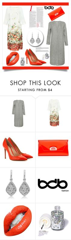 """www.bdb-fashion.pl"" by almedina-86 ❤ liked on Polyvore featuring Gianvito Rossi, Christian Louboutin, Sugarpill, Victoria's Secret and bdb"
