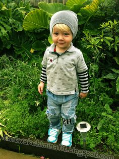 MASSIVE round-up of all my boys clothing tutorials & projects!!