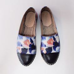 Loeffler Randall Flats | Size 7.5 | Worn Colorful printed leather | A bit of wear as pictured | Fits true to size | Make an offer! Loeffler Randall Shoes Flats & Loafers