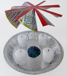 Explore the #science behind a candle carousel!  [Science Buddies, http://www.sciencebuddies.org/blog/2016/12/merry-science-take-a-candle-carousel-for-a-spin.php?from=Pinterest] #STEM #scienceproject #aerodynamics